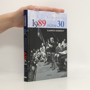 náhled knihy - 1989 očima 30 slavných osobností