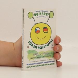 náhled knihy - Do kapsy : malý česko-německy jazykový průvodce pro setkání mládeže