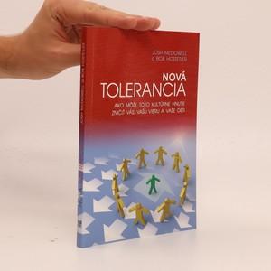 náhled knihy - Nová Tolerancia (slovensky)
