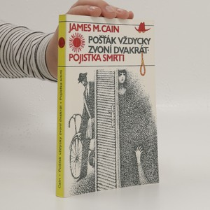 náhled knihy - Pošťák vždycky zvoní dvakrát / Pojistka smrti
