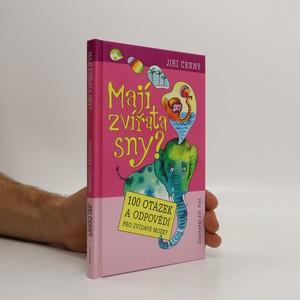 náhled knihy - Mají zvířata sny?