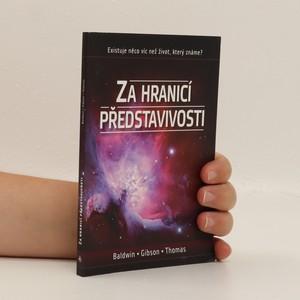 náhled knihy - Za hranicí představivosti