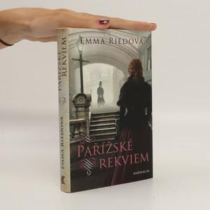 náhled knihy - Pařížské rekviem