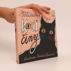 náhled knihy - Kočičiny