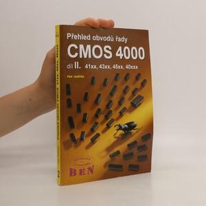 náhled knihy - Přehled obvodů řady CMOS 4000. Díl 2., 41xx,43xx,45xx,40xxx