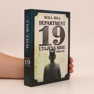 náhled knihy - Department 19 : utajená mise