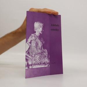 náhled knihy - Základy estetiky : učební text pro střední školy