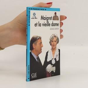 náhled knihy - Maigret et la vieille dame