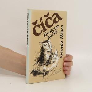 náhled knihy - Číča. Životopis kočky