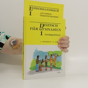 náhled knihy - Deutsch für Gymnasien : Grundlagenlehrbuch. 1 + Lehrerhandbuch zum Lehrbuch