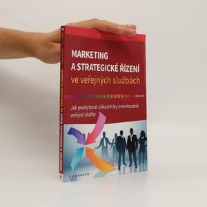 náhled knihy - Marketing a strategické řízení ve veřejných službách