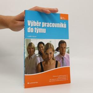 náhled knihy - Výběr pracovníků do týmu