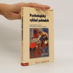 náhled knihy - Psychologický výklad pohádek