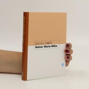 náhled knihy - Elegie a sonety