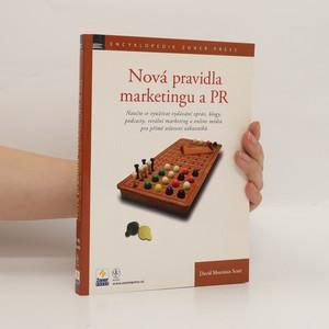 náhled knihy - Nová pravidla marketingu a PR