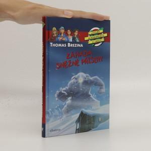 náhled knihy - Záhada sněžné příšery