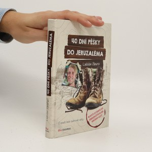 náhled knihy - 40 dní pěšky do Jeruzaléma