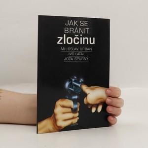 náhled knihy - Jak se bránit zločinu