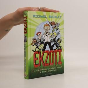 náhled knihy - Ekzoti