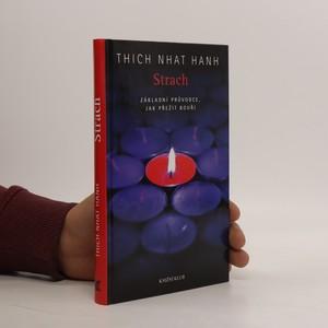 náhled knihy - Strach
