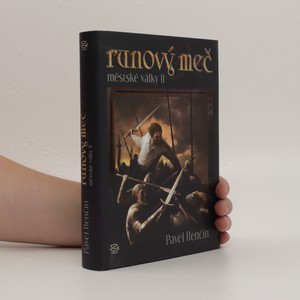 náhled knihy - Runový meč : městské války. II.