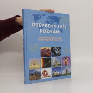 náhled knihy - Otevřený svět poznání. Série pečlivě vybraných poznatků, které potřebuješ vědět nejen do školy