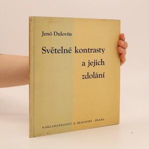 náhled knihy - Světelné kontrasty a jejich zdolání