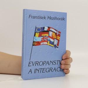 náhled knihy - Evropanství a integrace
