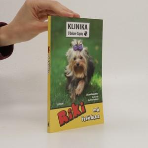 náhled knihy - Riki má štěňátka