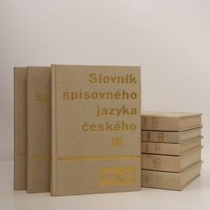 náhled knihy - Slovník spisovného jazyka českého. I.-VIII. díl (komplet, 8 svazků)