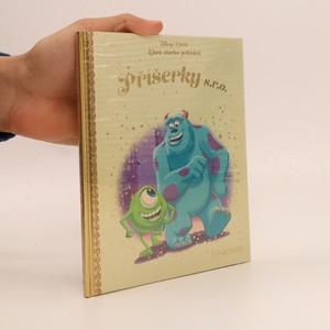 náhled knihy - Příšerky s.r.o.
