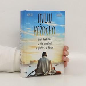 náhled knihy - Miluj každého. Neem Karoli Baba a jeho moudrost v příbězích ze Západu