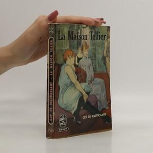 náhled knihy - La Maison Tellier