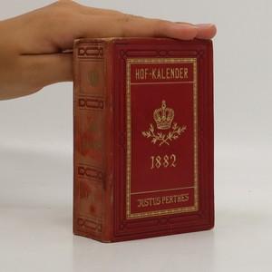 náhled knihy - Gothaischer Genealogischer Hofkalender nebst Diplomatisch-statistischem Jahrbuch. 1882. Hundert und neunzehnter Jahrgang