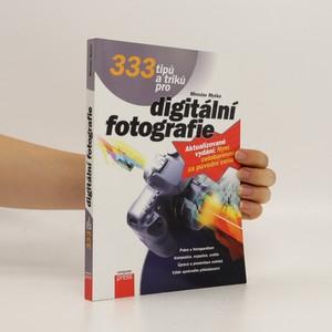 náhled knihy - 333 tipů a triků pro digitální fotografie