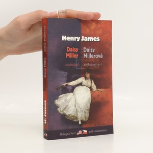 náhled knihy - Daisy Miller / Daisy Millerová