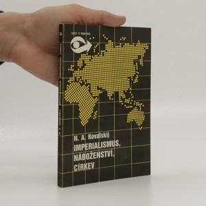 náhled knihy - Imperialismus, náboženství, církev