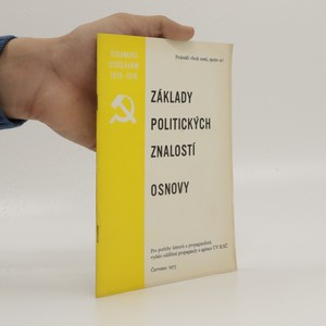 náhled knihy - Základy politických znalostí : osnovy
