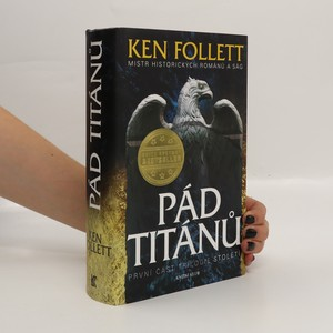 náhled knihy - Pád titánů