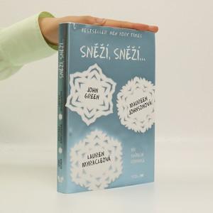 náhled knihy - Sněží, sněží...