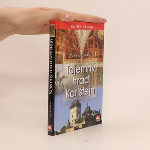 náhled knihy - Tajemný hrad Karlštejn
