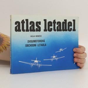 náhled knihy - Atlas letadel (dvoumotová obchodní letadla