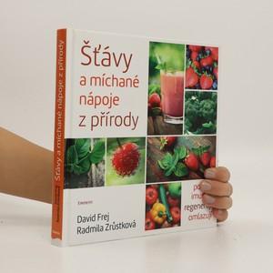 náhled knihy - Šťávy a míchané nápoje z přírody