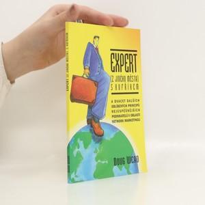 náhled knihy - Expert z jiného města s kufříkem
