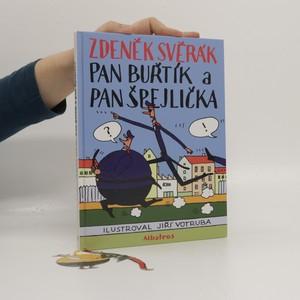 náhled knihy - Pan Buřtík a pan Špejlička