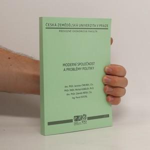 náhled knihy - Moderní společnost a problémy politiky