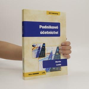 náhled knihy - Podnikové účetnictví
