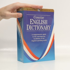 náhled knihy - The Wordsworth concise English dictionary