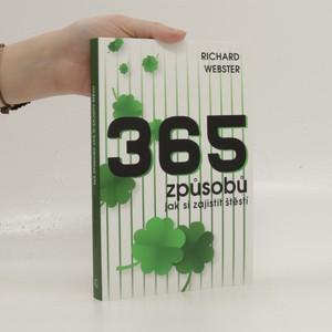 náhled knihy - 365 způsobů, jak si zajistit štěstí