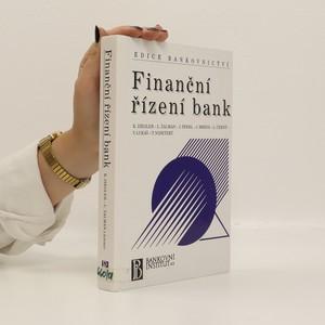 náhled knihy - Finanční řízení bank